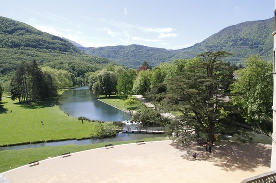 Parc du Chateau de Vizille : The Garden