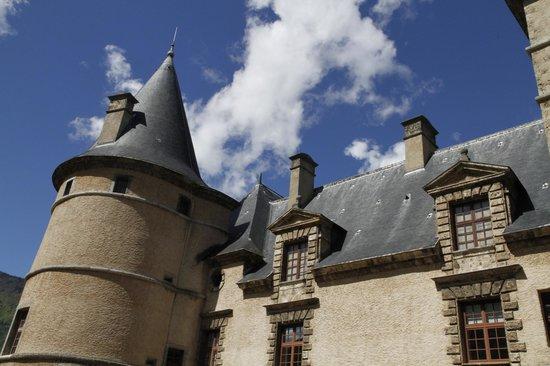 Parc du Chateau de Vizille: Castle Detail