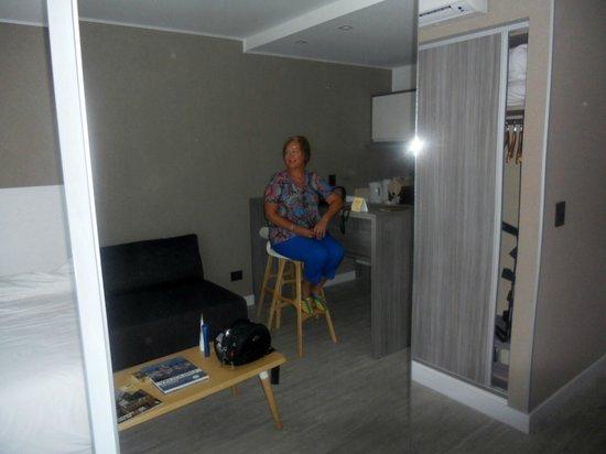 2122 Hotel Art Design: habitación super cómoda