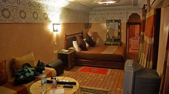 Riad Dar Dmana: The Bedroom