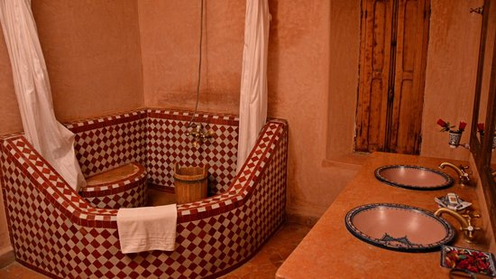 Riad Dar Dmana: Bathroom