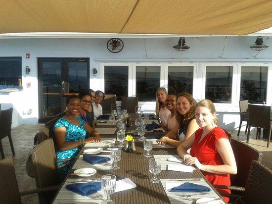 The Lobster Pot : Ladies lunching