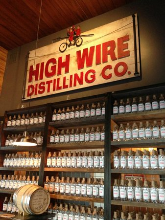 ‪High Wire Distilling Company‬