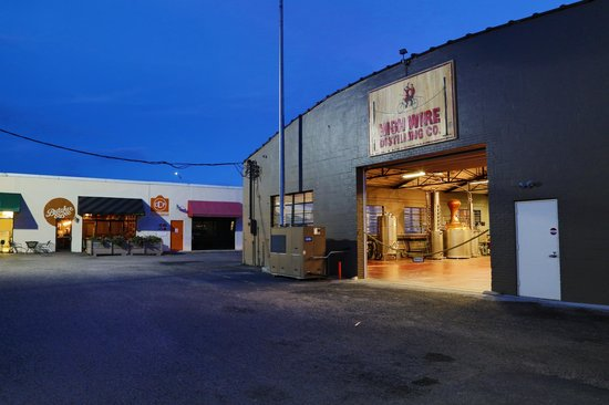 High Wire Distilling Company