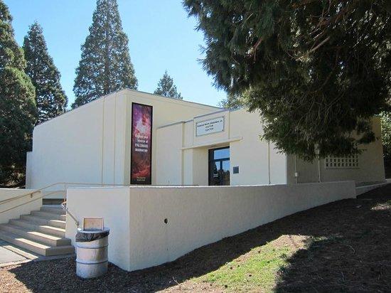 Palomar Observatory: Mt. Palomar Museum