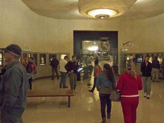 Palomar Observatory: Exhibits Mt. Palomar Museum