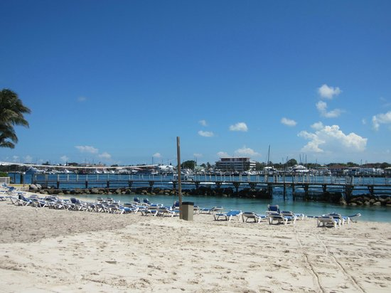 Paradise Island Harbour Resort All Inclusive: Not bad at all