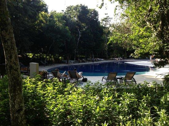 Luxury Bahia Principe Sian Ka'an Don Pablo Collection : Très belles piscines