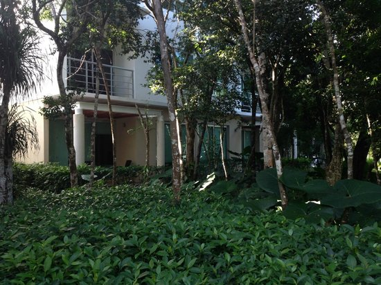 Luxury Bahia Principe Sian Ka'an Don Pablo Collection : Façade hôtel