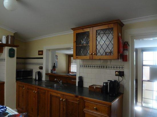 Greenock's Old Telegraph Station : キッチン