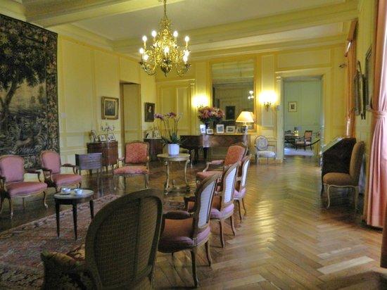 Chateau de Villandry: The Drawing Room