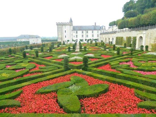 ch teau de villandry garden picture of chateau de. Black Bedroom Furniture Sets. Home Design Ideas