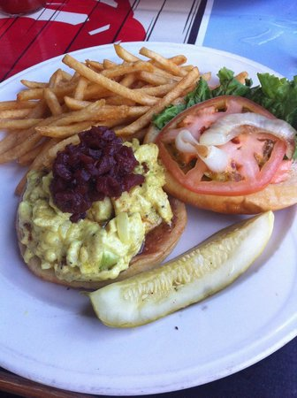 LuLu's Lahaina Surf Club & Grill : I'm going to be dreaming about this one for a long time.