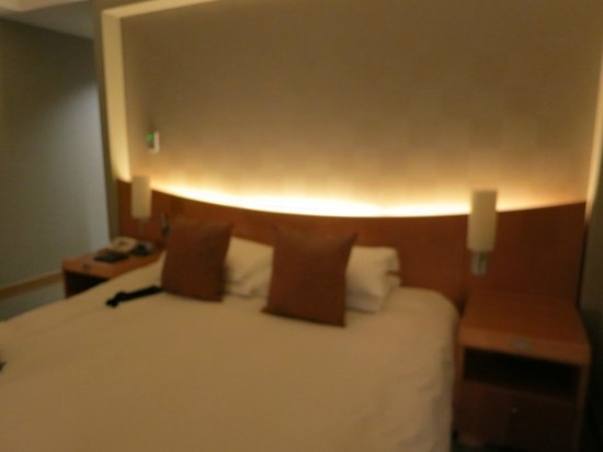 Cerulean Tower Tokyu Hotel : queen bed