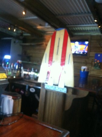 Kahuna Burger Bar and Grill : Kahuna Bar