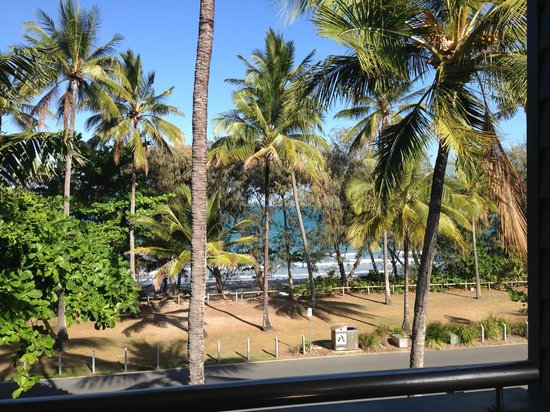 Peninsula Boutique Hotel: View from Suite 33
