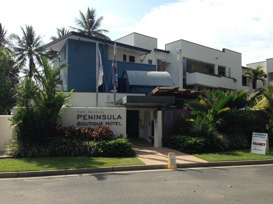 Peninsula Boutique Hotel: Welcome to the Peninsula!