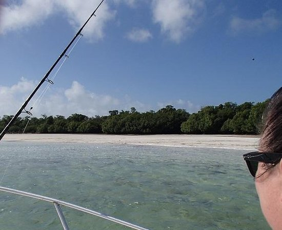 Lower Keys Adventure Charters: Key we stopped at