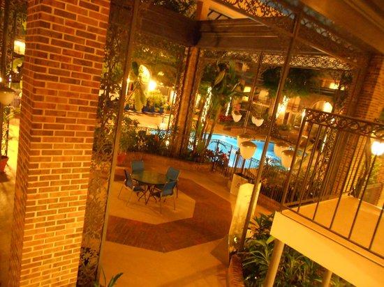 Sheraton Atlanta Hotel : View at night from the room