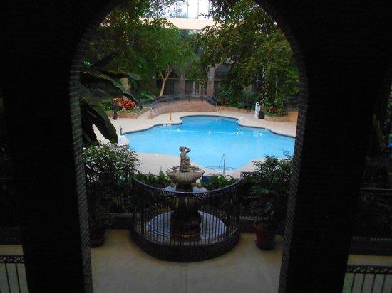 Sheraton Atlanta Hotel : View from the room
