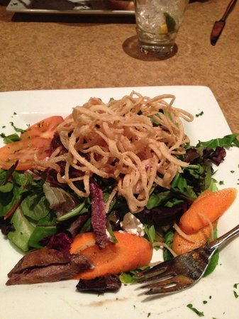 Tapa La Luna : Steak & Blue Salad