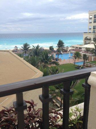 Marriott Cancun Resort: Balcony