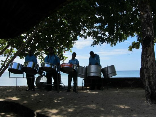 East Winds : Sweet steelpan to accompany Saturday lunch buffet
