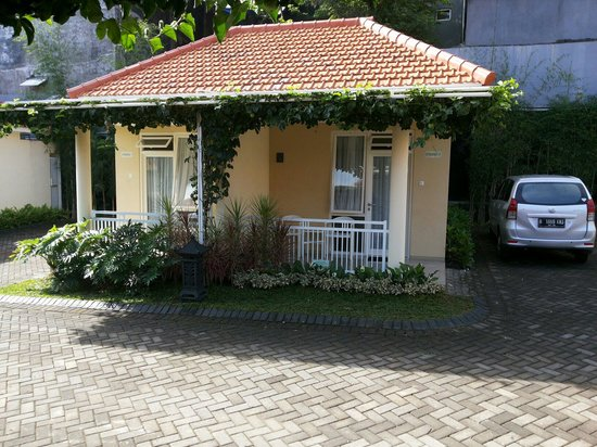 Riverstone Hotel & Cottage: Cottage