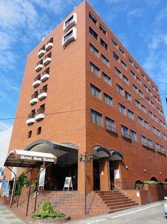 Hotel New Tanda: 外観