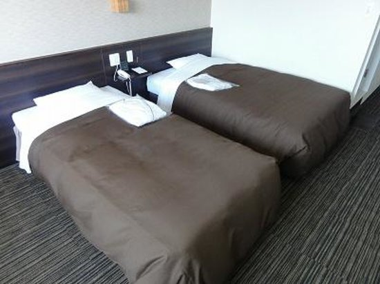 Hotel New Tanda: 室内