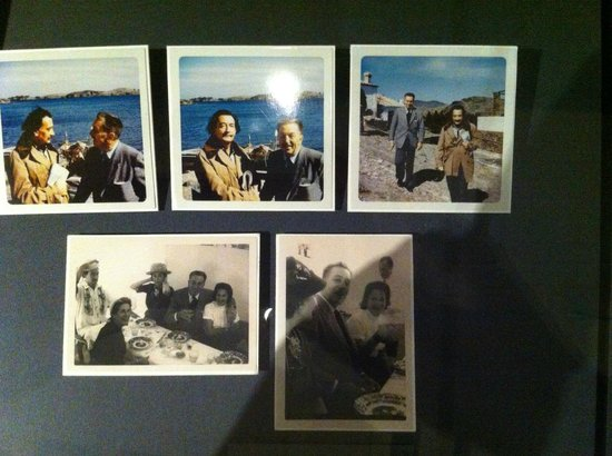 Walt Disney Family Museum : Snapshots of Disney and Dali