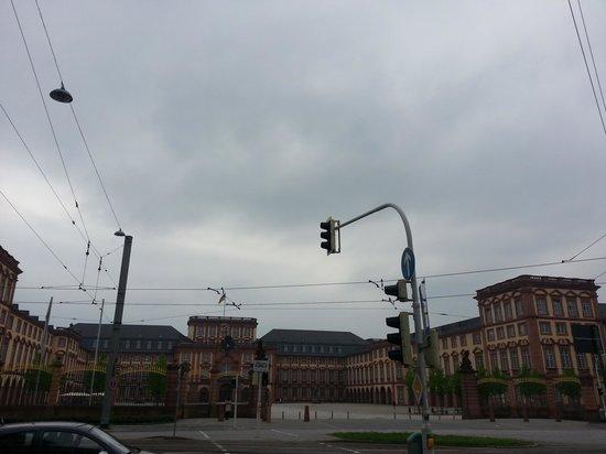 Schloss Mannheim: 2