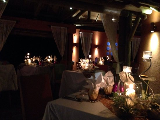 Tamarina Golf & Spa Boutique Hotel: New Year's eve gala night.