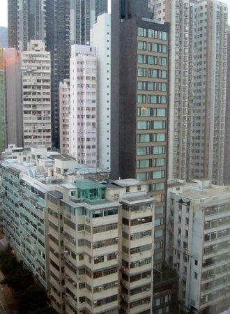 Courtyard Hong Kong: South Facing Room View
