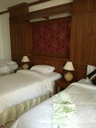 Tony Resort: Room