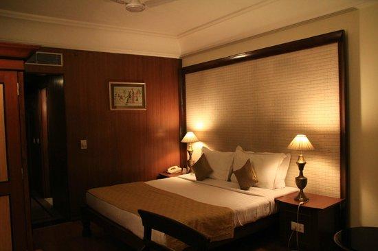 Utkarsh Vilas : 部屋は清潔です