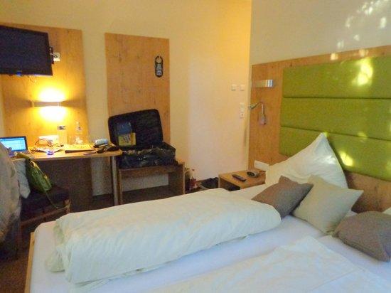 Gasthof Hotel Daimerwirt: The room