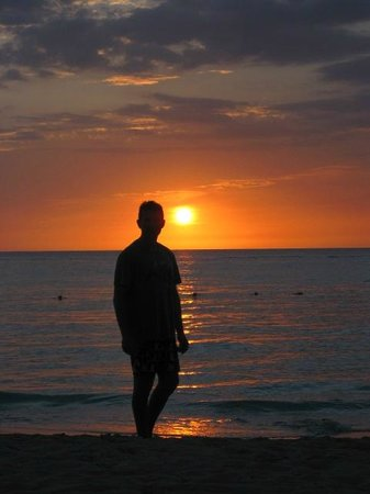 SuperClubs Rooms on the Beach Negril: Negril Sunset