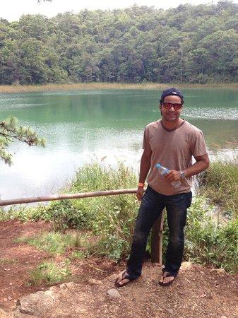 Parque Nacional Lagunas de Montebello: laguna 2