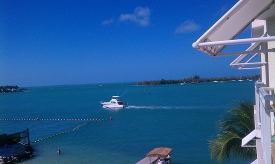 Hyatt Key West Resort and Spa: view from bedroom