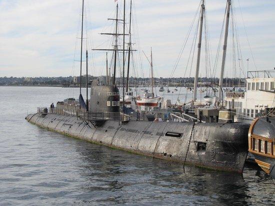 Maritime Museum of San Diego: Soviet Sub