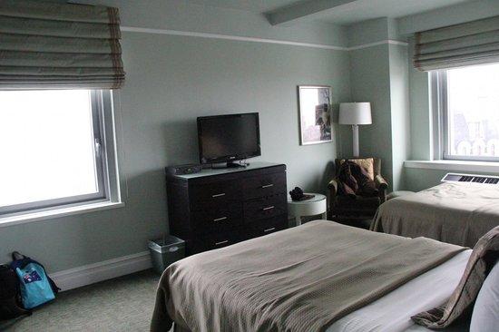 Hotel Beacon : Bedroom