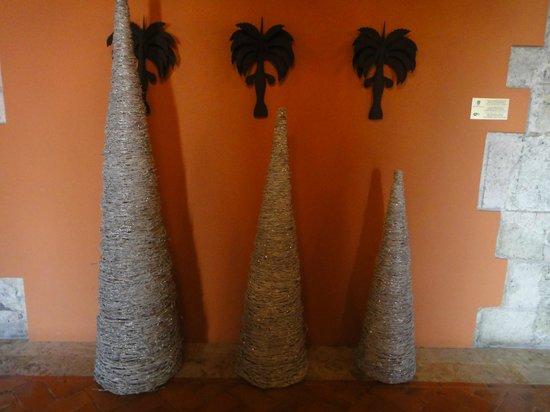 Hodelpa Nicolas de Ovando: Christmas decoration