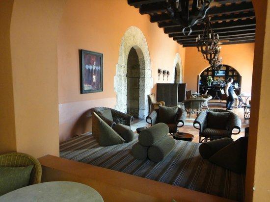 Hodelpa Nicolas de Ovando: the hotel