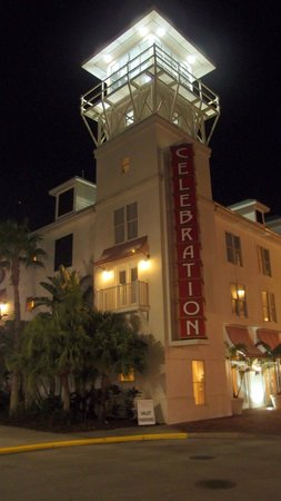 Bohemian Hotel Celebration, Autograph Collection: Exterior at night