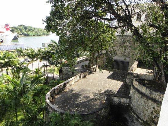 Hodelpa Nicolas de Ovando: the view