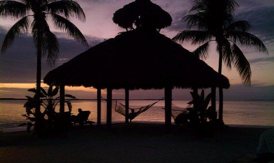 Key Largo Bay Marriott Beach Resort: life is good