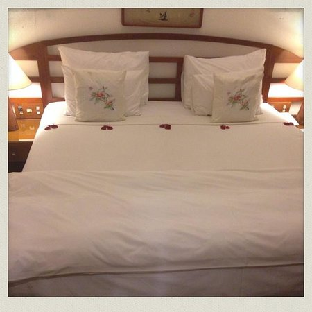 Ha An Hotel: Room 201 upstairs