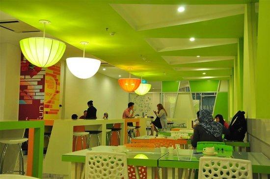 Restaurant @ Favehotel Braga