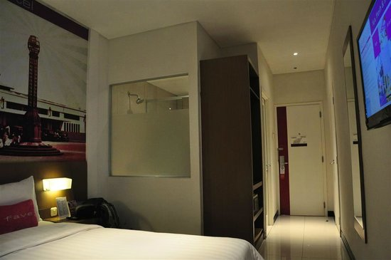 favehotel Braga : small but nicely set-up in a minimalistic way